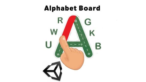 Alphabet-board-game