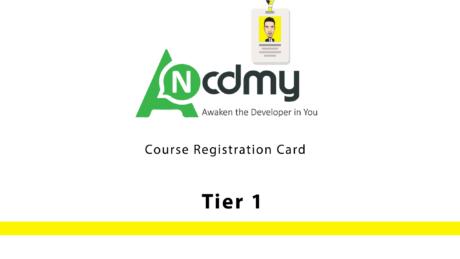 Ancdmy-Tier-1