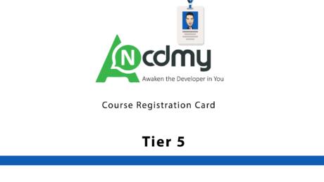 Ancdmy-Tier-5